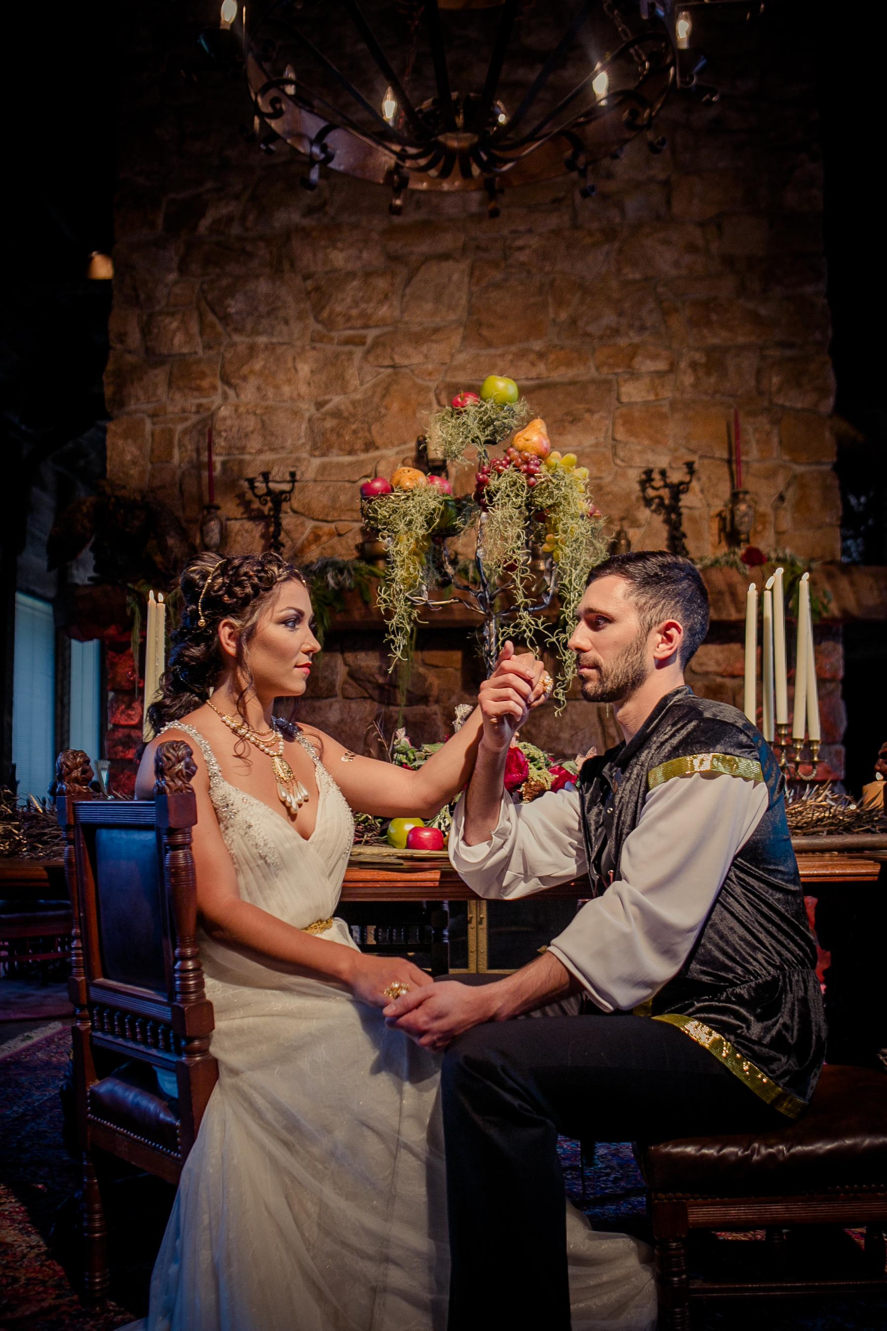 Wedding Lighting by Correlation Productions